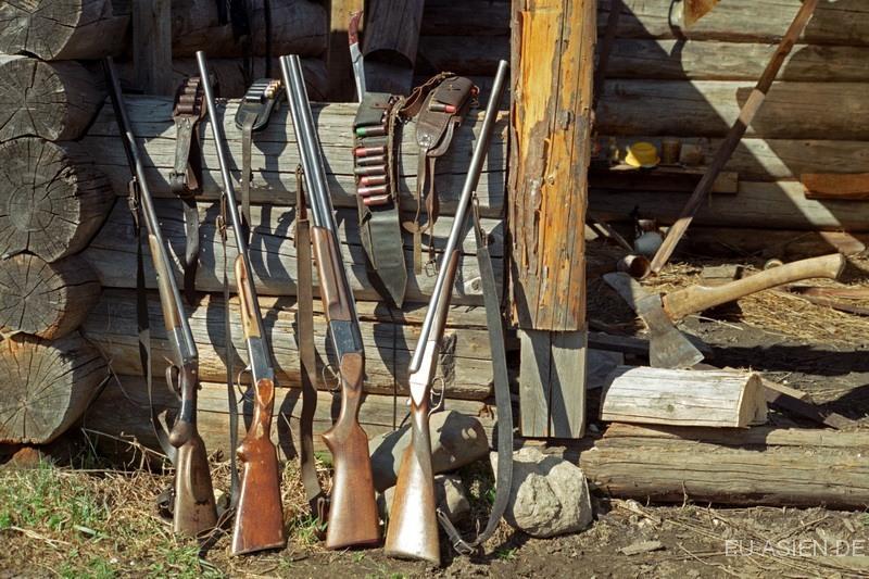 В первую очередь встает вопрос о покупке охотничьего ружья.